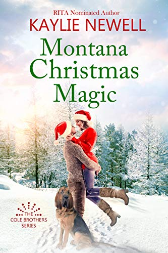 Montana Christmas Magic (The Cole Brothers Book 1)