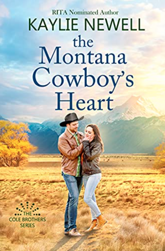 The Montana Cowboy's Heart (The Cole Brothers Book 3)